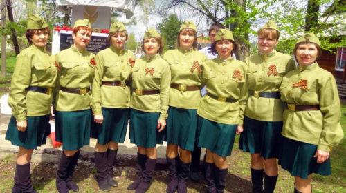 Танцевальный коллектив «Россияночка»