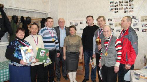 Шахматисты встретились на кубке главы района