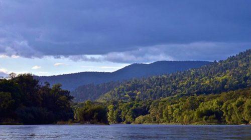 Уровень в реках поднялся