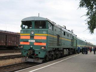 Расписание движения поездов по станции Дальнереченск