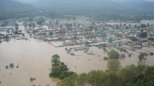 Испытание тайфуном «Лайонрок»