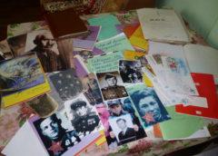 Авторский проект Нины Шмелёвой «В глубинах памяти»