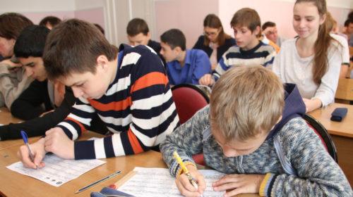 Лучшие результаты — в школе с.Новокрещенка