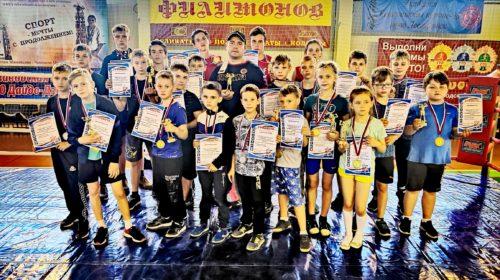 Наши боксеры успешно выступили в Лесозаводске
