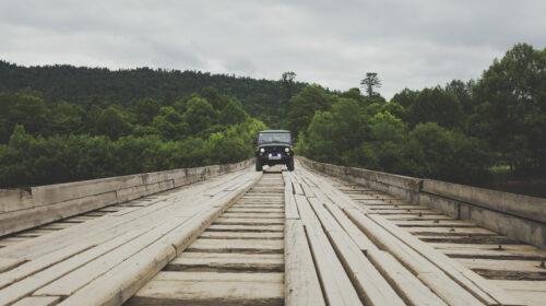 Путь над рекой: мосты Имана